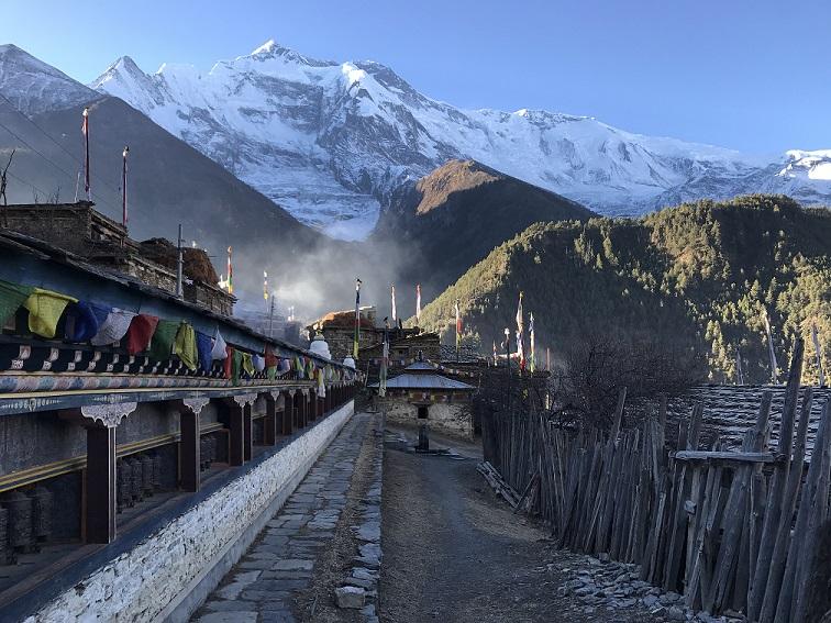 Annapurna round trek Pisang