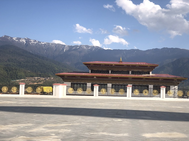 Bhutan tour 1