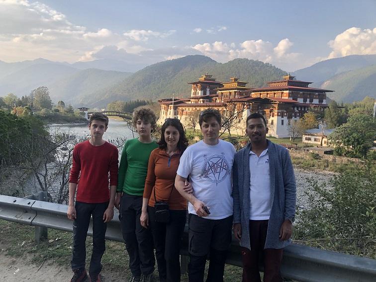 Bhutan tour 8